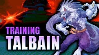 Darkstalkers 3: Training with Talbain