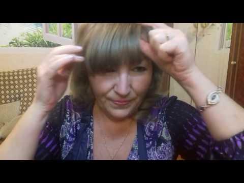 Как подстричь чёлку