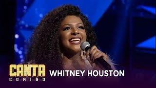 Jamily solta a voz com sucesso de Whitney Houston e conquista 70 jurados