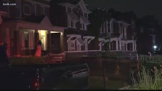 2 killed, 8 injured in overnight shooting in St. Louis