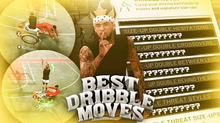MOST UNGUARDABLE FAST DRIBBLE MOVES ON NBA 2K19! ANKLE BREAKER EVERYTIME! GLITCHY DRIBBLE GOD COMBOS