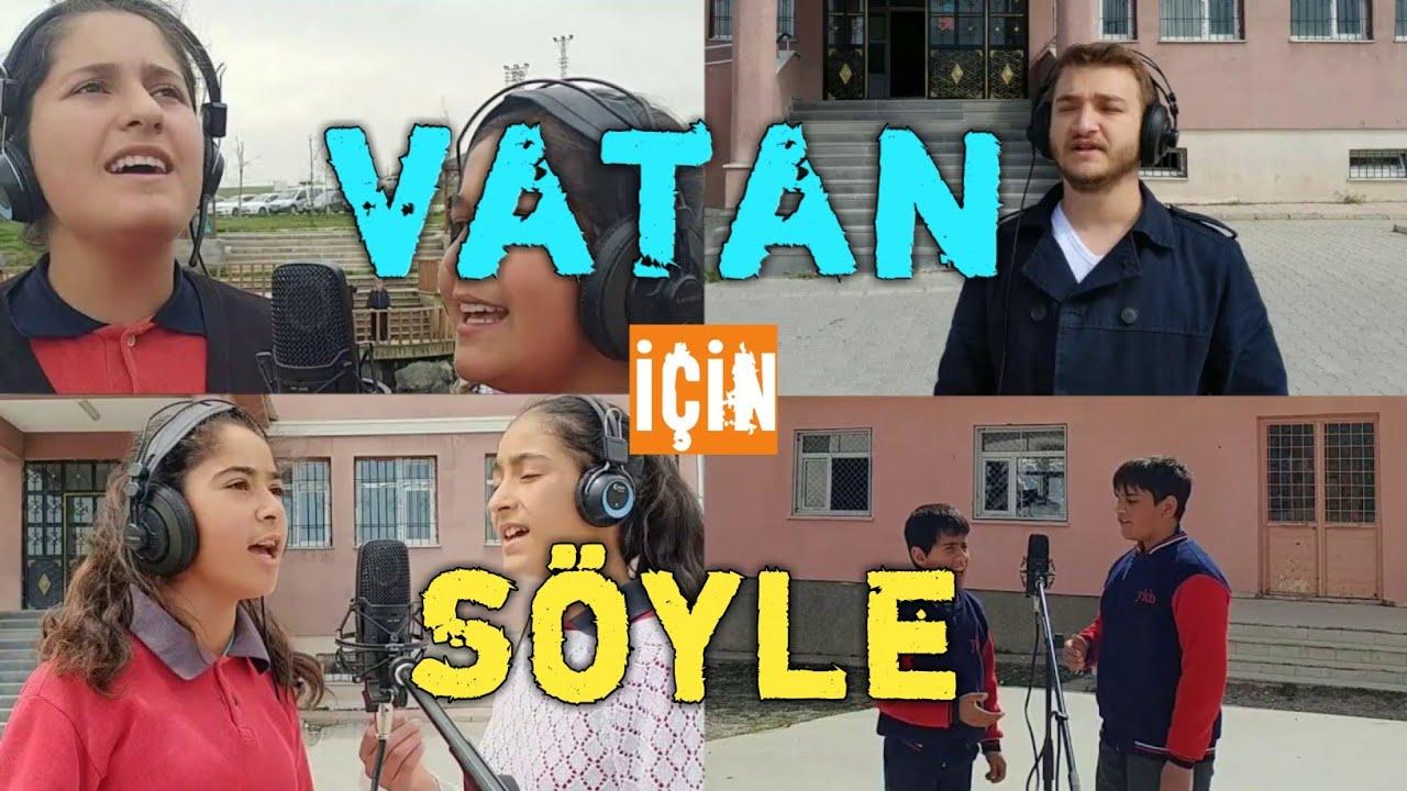 VATAN İÇİN SÖYLE Official Video - Gülümse Anne / Kerküğün Zindanı / 15 Temmuz Demokrasi / Marşı