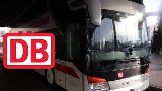 Munich to Prague via DB Bus