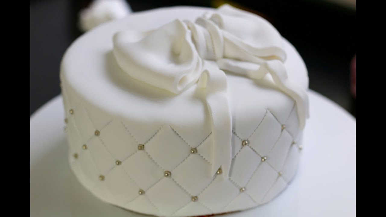 Cake Design Ep 2 Wedding Cake Ou Gateau De Mariage Youtube