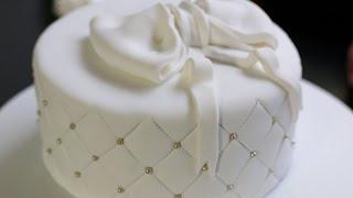 Cake Design ép. 2 : Wedding Cake ou gâteau de mariage