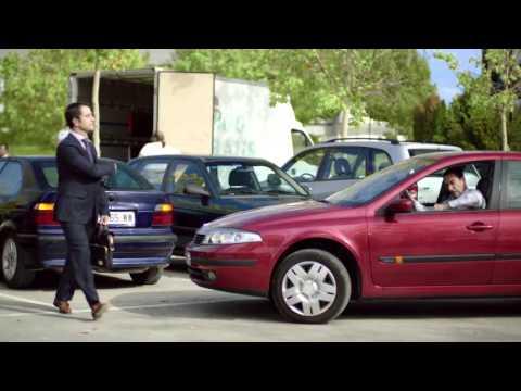 Muévete con Conciencia. DGT Campaña de Movilidad 2015