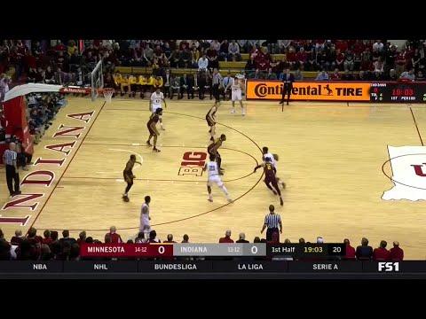 IU vs. Minnesota Highlight