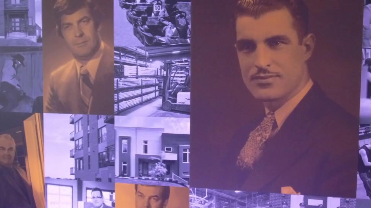 70e anniversaire de vaillancourt portes et fen tres youtube for Fenetre vaillancourt