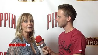 Bo Derek Interview | PIPPIN Los Angeles Premiere | Red Carpet