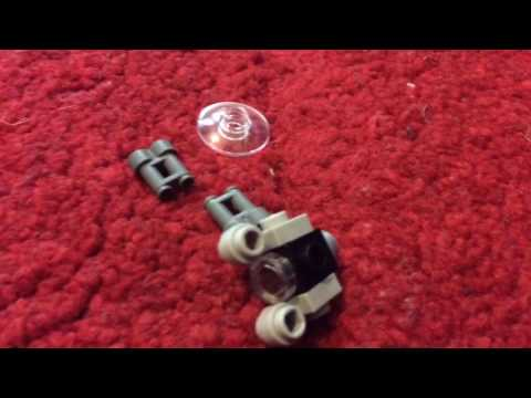 How to build a Lego mini submarine