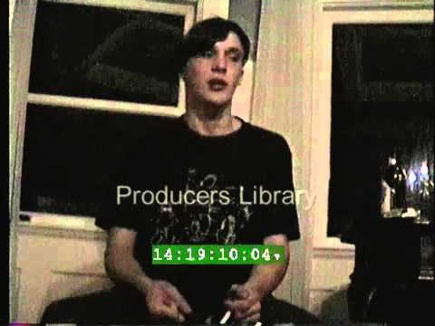 River Phoenix researching for