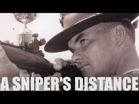 A Sniper's Distance | Legendary Marksman Master Sgt. Eric England