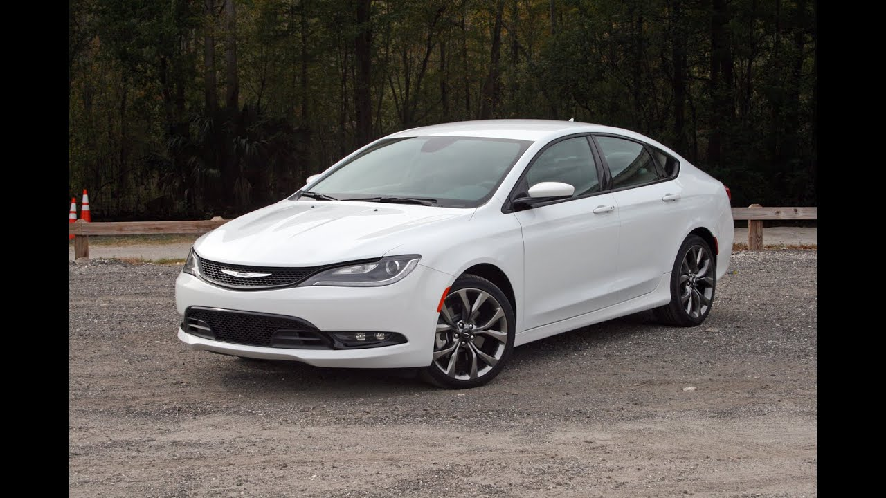 s review test car v chrysler original reviews driver and photo awd