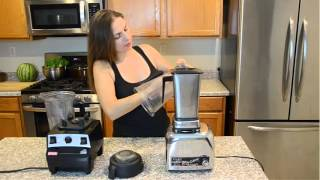 Vitamix Review: BPA FREE Scam? Why I do not use Vitamix anymore. Vitamix comparison 5200 vs 2200
