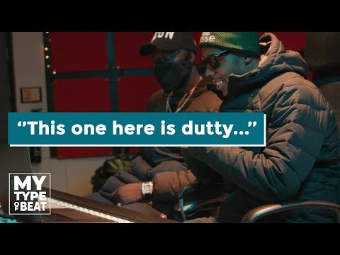 Skengdo & AM React To Their 'Type Of Beats' – Ep.5| Link Up TV