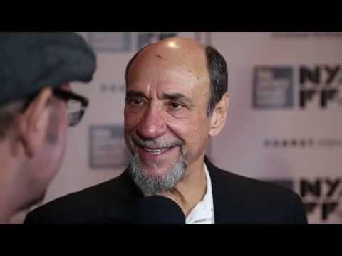 "NYFF51: F. Murray Abraham | ""Inside Llewyn Davis"" Red Carpet"