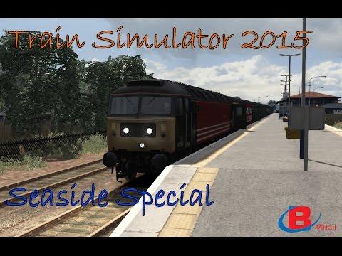 Train Simulator 2015: 15 - Seaside Special