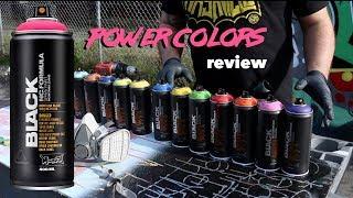 Montana Black Power Colors Review