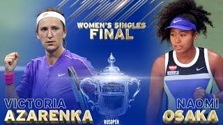 Victoria Azarenka vs Naomi Osaka - Road to the Final | US Open 2020