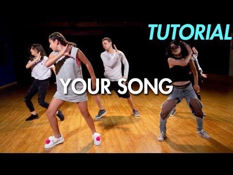 Rita Ora - Your Song (Dance Tutorial) | Mihran Kirakosian Choreography