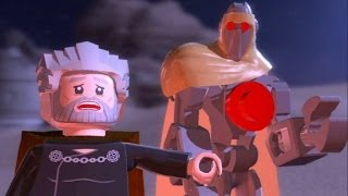 LEGO Star Wars III: The Clone Wars Walkthrough - Part 22 - Castle of Doom