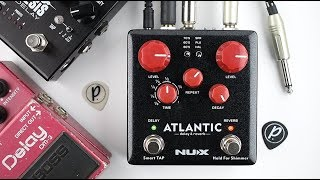NuX Atlantic Delay Reverb (Stereo)