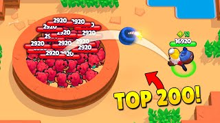 TOP 200 FUNNIEST FAILS IN BRAWL STARS