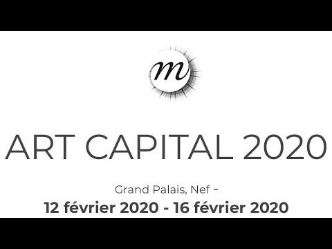 🇫🇷EXPO ART CAPITAL PARIS 2020 PART 1/ PARIS 4K