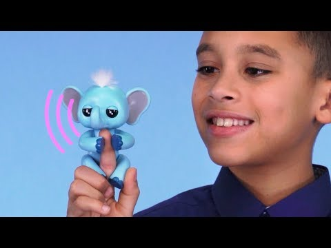 Fingerlings | Learn How To Make Your Pet Fox Or Elephant Talk