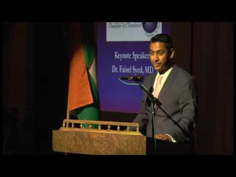 Keynote Speech at the INDO-US Chamber of Commerce