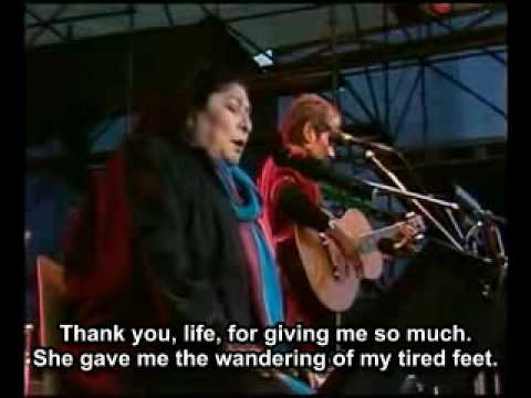 Gracias a la Vida - EN - Joan Baez & Mercedes Sosa