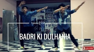 Badri Ki Dulhania - Dance Choreography || In this Holi !