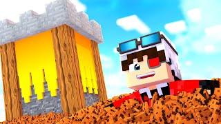 ВСЕ ПЕЧЕНЬЕ ЭТОГО МИРА БУДУТ МОИ! БИТВА ПЕЧЕННЫХ БАШЕН! Minecraft