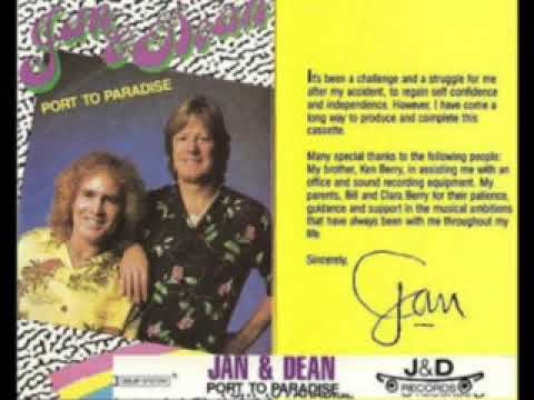 Jan and Dean - Port To Paradise + 5 bonus tracks