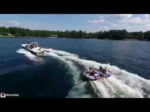 Lake Winnipesaukee, New Hampshire - DJI Phantom 3 Pro