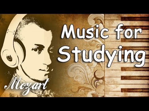 Mozart Classical Music for Studying and Concentration, Relaxation, Reading | Instrumental Music - Простые вкусные домашние видео рецепты блюд