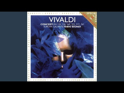 Concerto Per 2 Violini In G Minor, RV 517: I. Allegro