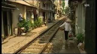 Vietnam in einem Zug