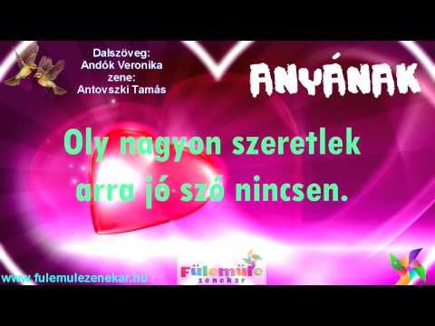Anyák Napjára Fülemüle Zenekar ANYÁNAK Anyák Napi Dal dalok gyerekeknek  anyák napja zene youtube