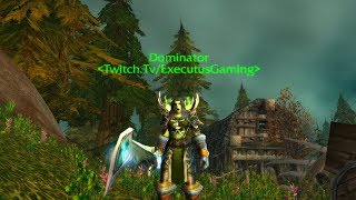 Vanilla Classic Hunter Duel Session Live Commentary!