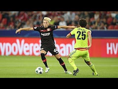 Bayer Leverkusen vs CSKA Moscow 2-2 Goals and Highlignts 14/09/2016