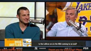 [SPLASH] The Herd   Lakers minority owners not happy with Jeanie Buss   Colin Cowherd  WORRIED