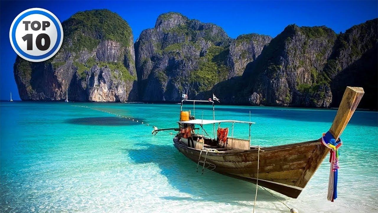 10อันดับ ชายหาดที่สวยที่สุดในโลก