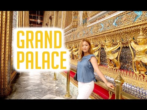 BANGKOK VLOG: Grand Palace, Wat Pho, Asiatique Shopping & HAUL!
