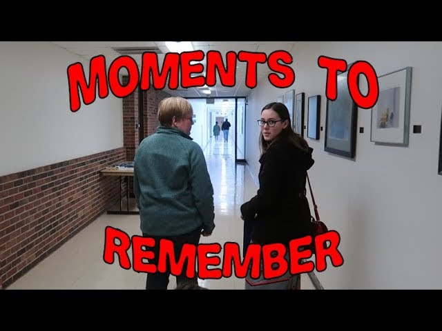 Moments to Remember – Growing Up!