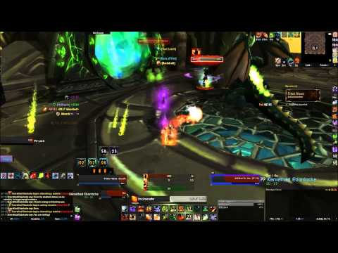 Warlock Green Fire Quest - Codex Of Xerrath - Final Boss