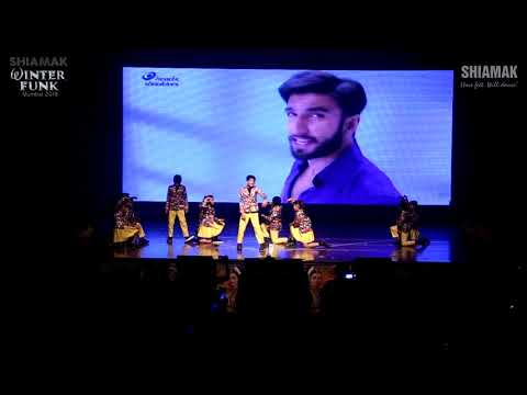 Advertisement - SHIAMAK Winter Funk 2018 - Mumbai - Zone 1