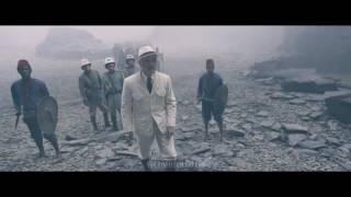 the legend of tarzan official conquer trailer 2016 margot robbie alexander skarsgrd movie hd