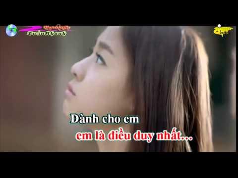 ( Karaoke HD ) Dành Cho Em -Hoàng Tôn Full Beat 2015