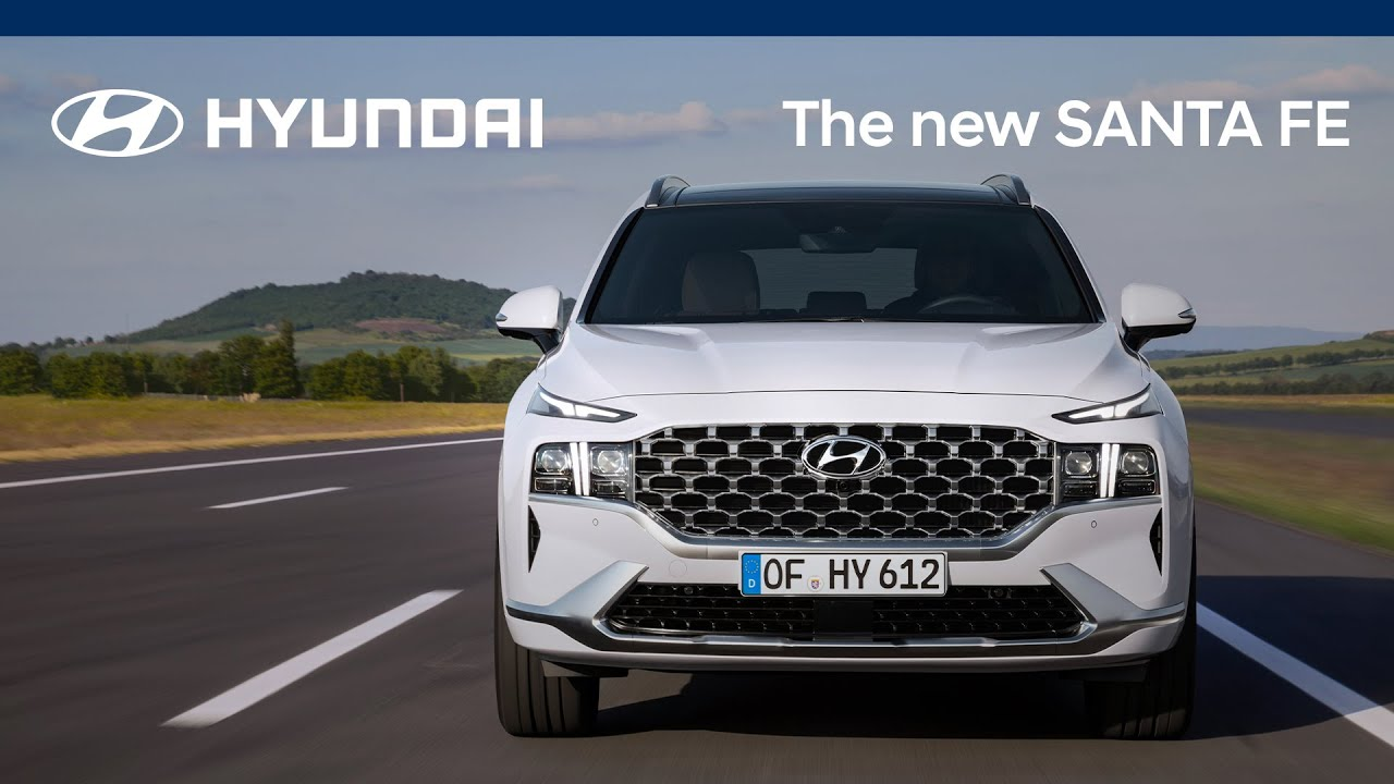 Hyundai Walk | The New Santa Fe with Andrea Manglaviti